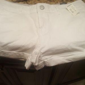 Aeropostale twill shorts